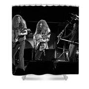 Ls Spo #21 Crop 3 Shower Curtain