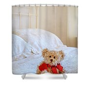 Lttle Bear Shower Curtain