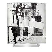 Lucia En Cor Shower Curtain