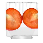 Lucky Cut 01 Shower Curtain