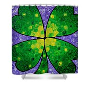Lucky One Shower Curtain