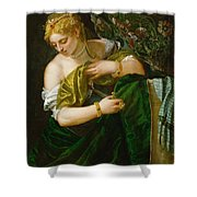 Lucretia Shower Curtain