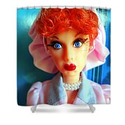 Lucy Shower Curtain