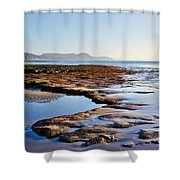 Lucy's Ledge Shower Curtain