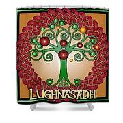 Lughnasadh Festival Shower Curtain