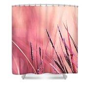 Luminis - S09c - Pink Shower Curtain
