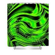 Luminous Energy 19 Shower Curtain