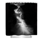 Luminous Waters IIi Shower Curtain