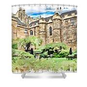 Lumley Castle Shower Curtain