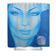 Lunarium Shower Curtain