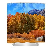 Lundy's Fall Show Shower Curtain