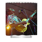 Luther Allison-1 Shower Curtain
