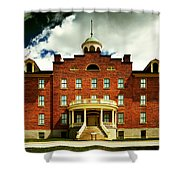 Lutheran Theological Seminary At Gettysburg Shower Curtain