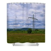 Luxemburg Shower Curtain