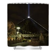 Luxor Shower Curtain