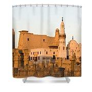 Luxor Entrance Shower Curtain