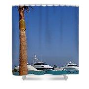 Luxury Yachts 03 Shower Curtain