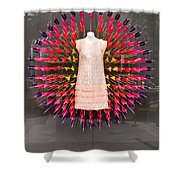 Lv Dress And Arrows 01 Shower Curtain