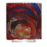 Intuitive Painting  516 Shower Curtain