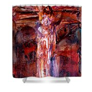 Mhc #080812 Shower Curtain