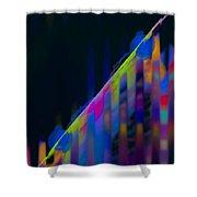 M3tro 3 Shower Curtain