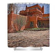 Mabel Dodge Luhan House  Shower Curtain
