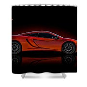Mac Daddy Shower Curtain