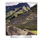 Macchu Picchu - Peru   Shower Curtain