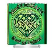 Maccormack Soul Of Ireland Shower Curtain