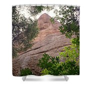 Machete Ridge Shower Curtain