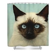 Machka Shower Curtain