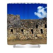 Machu Picchu Peru 13 Shower Curtain