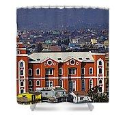 Madagascar Shower Curtain