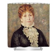 Madame Eugene Fould Shower Curtain
