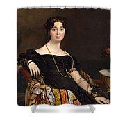 Madame Jacques-louis Leblanc. Francoise Poncelle Shower Curtain
