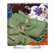 Made In Provence Shower Curtain