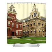 Madison County Ohio Shower Curtain