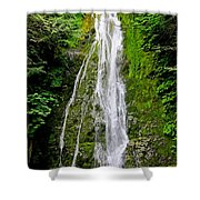 Madison Creek Falls Shower Curtain