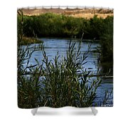 Madison River Shower Curtain