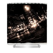 Madison Square Garden Shower Curtain
