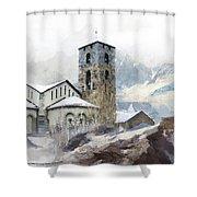 Madriu Perafita Claror Valley Shower Curtain