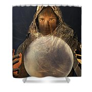 Mage Shower Curtain