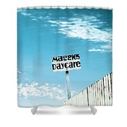 Maggie's Daycare Shower Curtain