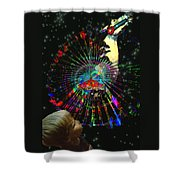 Magic Faire Shower Curtain