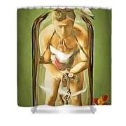 Magic Potion Number 9 Patent Pending 20140922 Shower Curtain