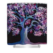 Magic Tree Shower Curtain