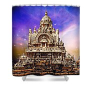 Magical India Shower Curtain
