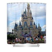 Magical Kingdom Shower Curtain