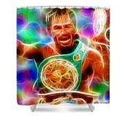 Magical Manny Pacquiao Shower Curtain