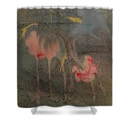 Magical Shower Curtain by Mike Breau
